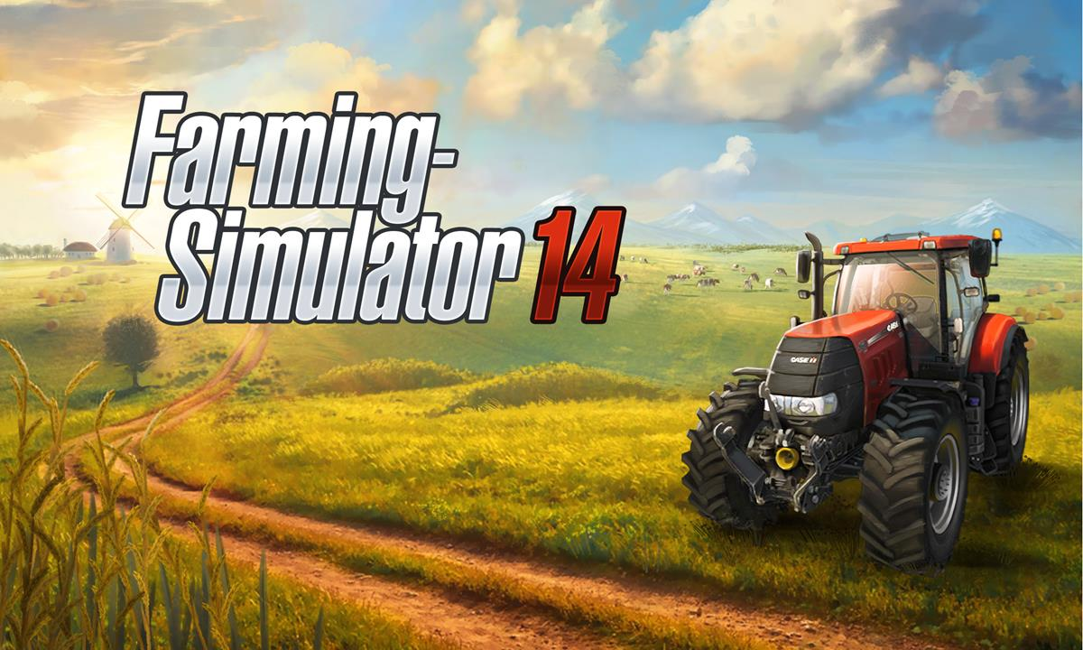 farming simulator 14 out now on ios android vg247. Black Bedroom Furniture Sets. Home Design Ideas