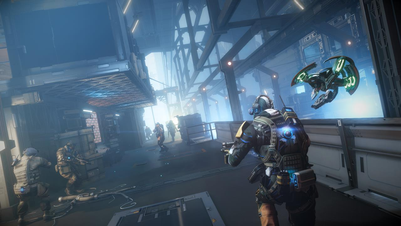 Killzone: Shadow Fall PS4 review screens published, see ...  Killzone 4 Review