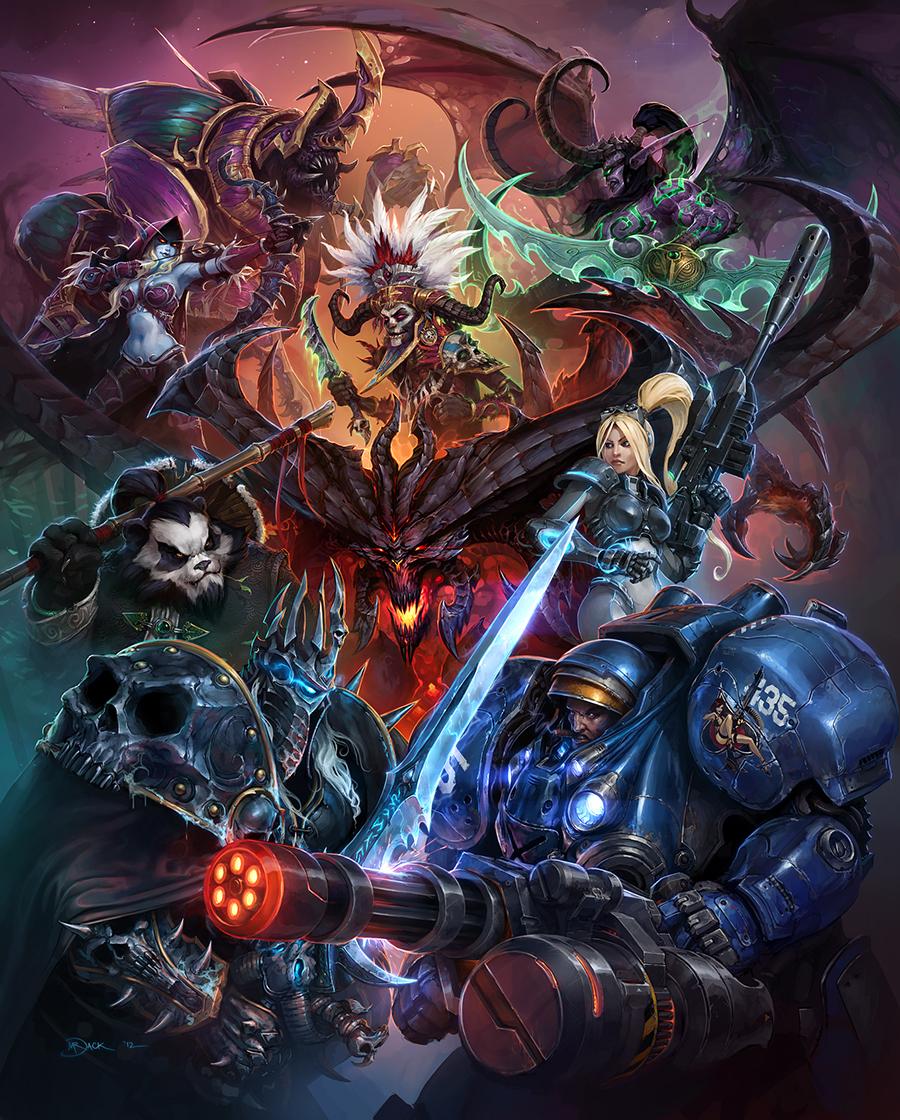 Heroes Of The Storm Heroes