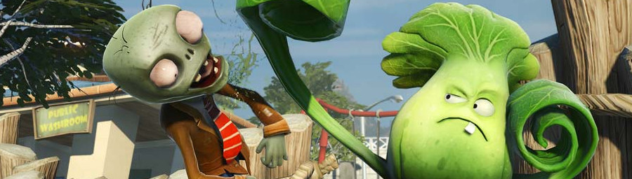 Plants Vs Zombies Garden Warfare Sees Slight Delay On Xbox One And Xbox 360 Vg247