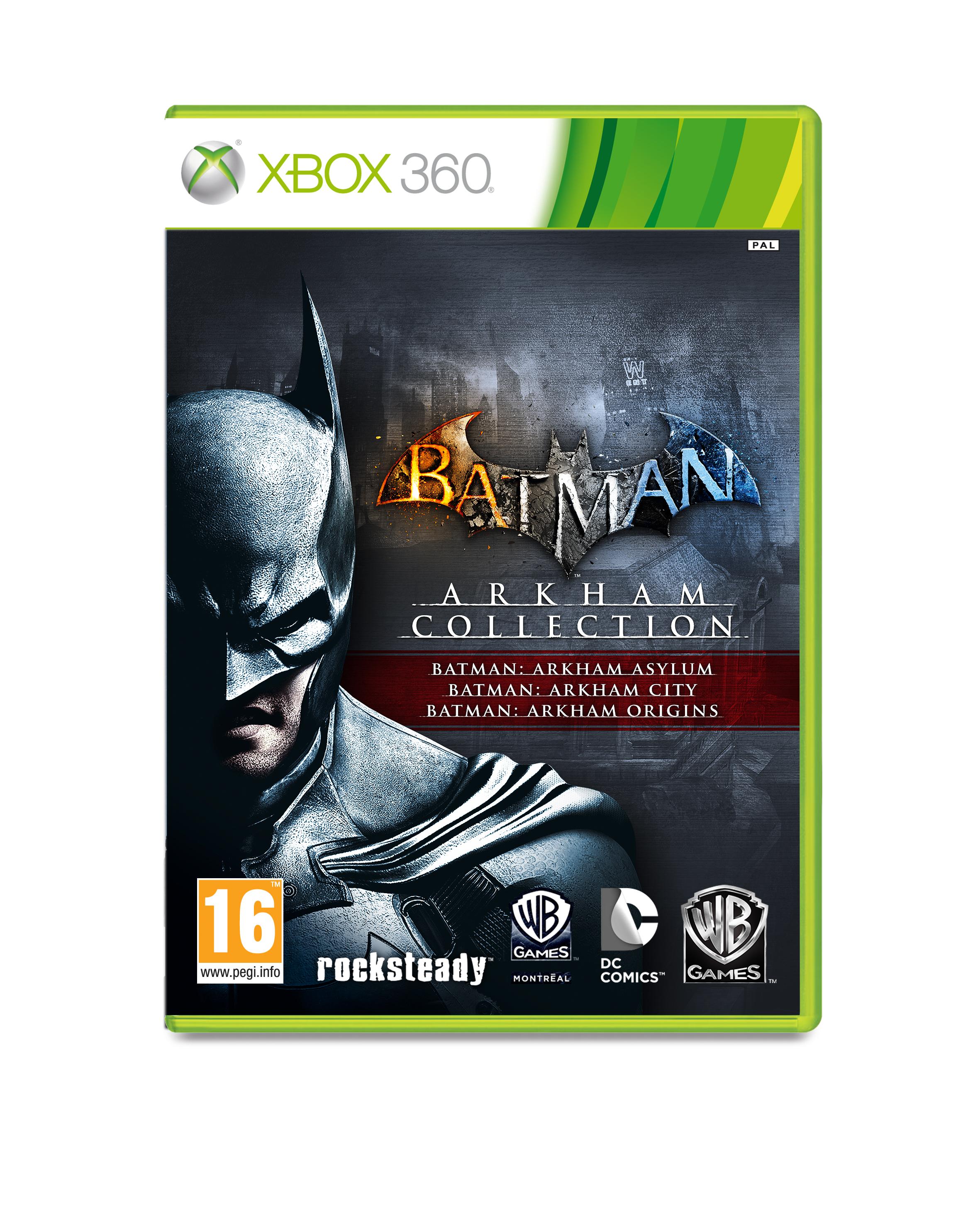 Batman Arkham City Playthrough (Part 1) - Xbox 360 - Game ...