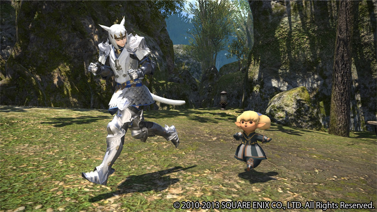Final Fantasy 14 & 11, Dragon Quest 10 cross-overs get details and ...