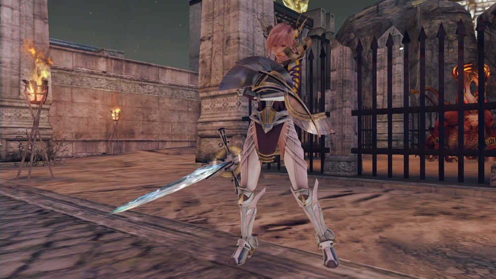 Lightning Returns Final Fantasy 13 Demo Out In Japan Contents Amp New Costume Dlc Detailed Vg247