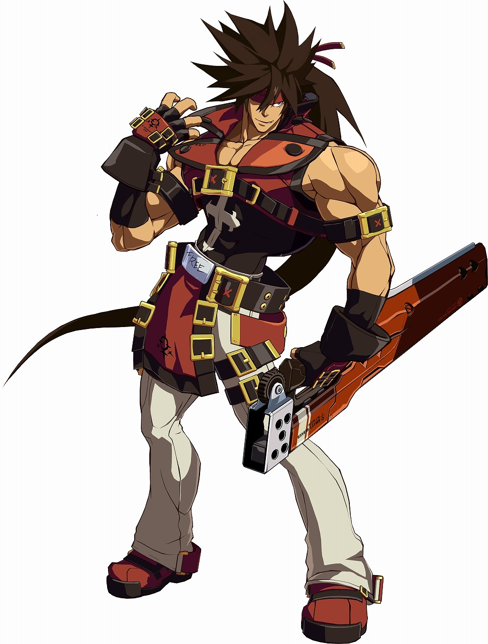 Guilty Gear Xrd: Sign gets new screens ahead of Japanese ...