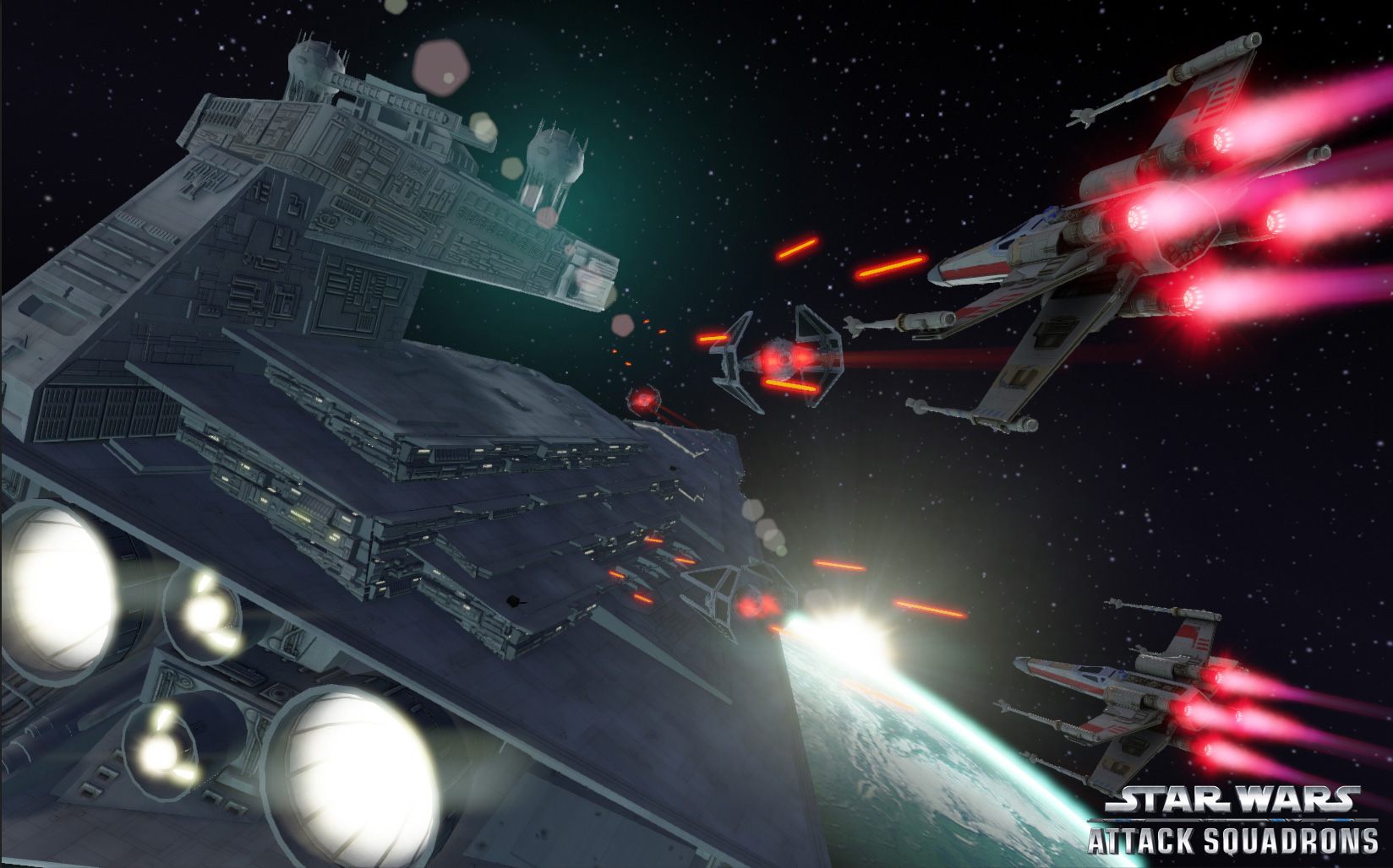 star wars attack squadrons is free space combat game for