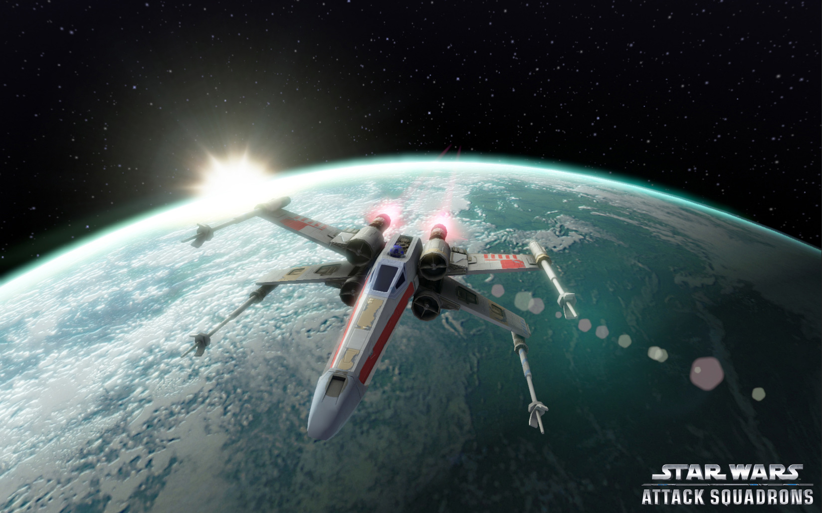 Star Wars: Attack Squadrons is free space combat game for PC, trailer inside | VG247