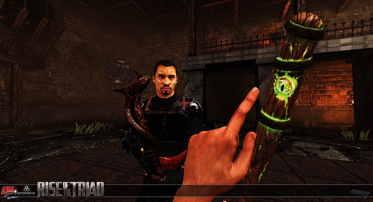 Rise of the Triad gets Shadow Warrior's Lo Wang, new maps, Excalibat ... Monster House 2 Trailer