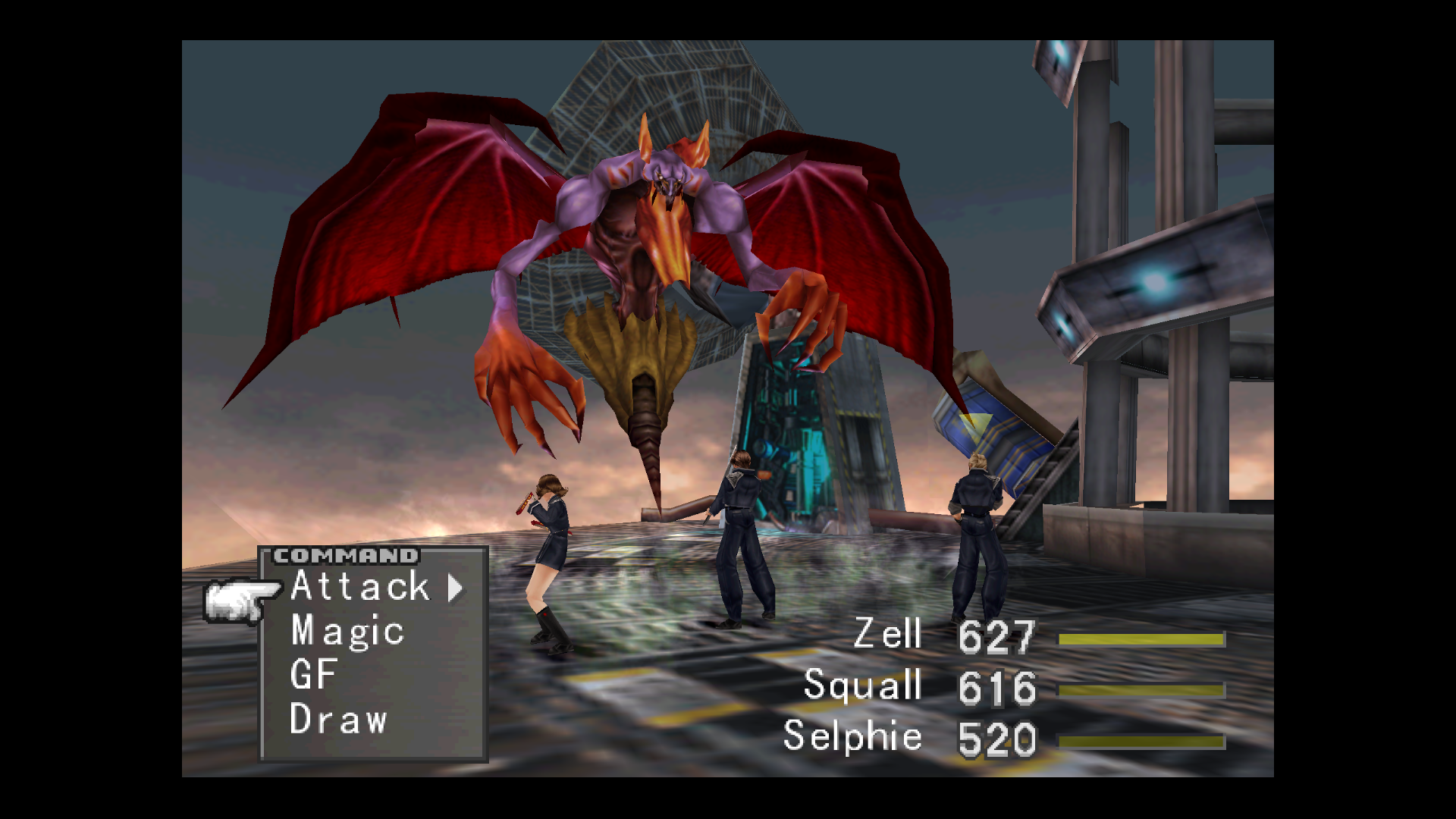 Final fantasy 8 is now available through steam vg247