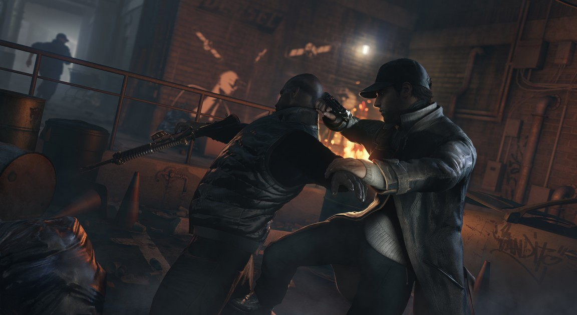 Watch Dogs  Stealth