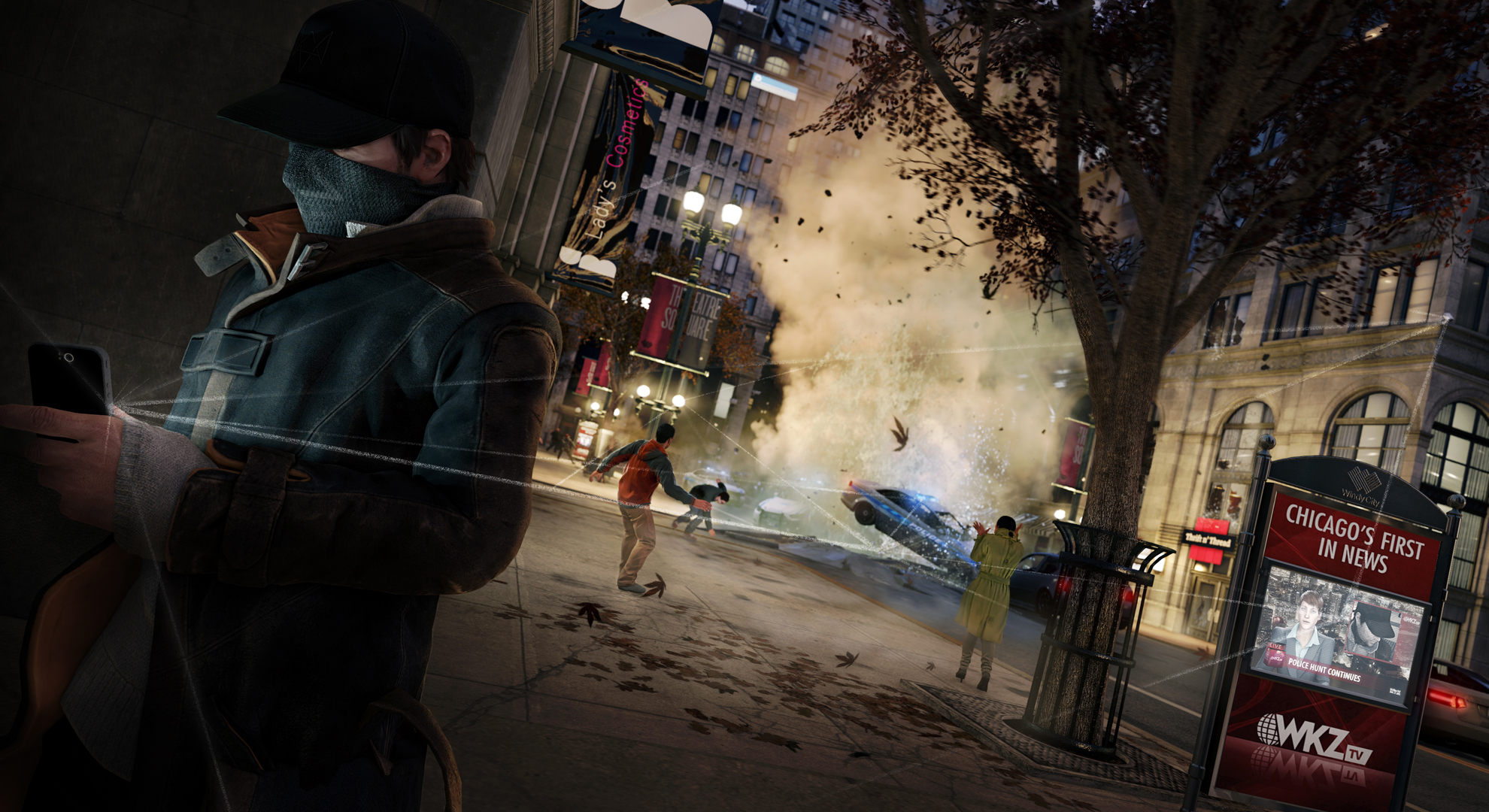 how to go online in watch dogs xbox 360