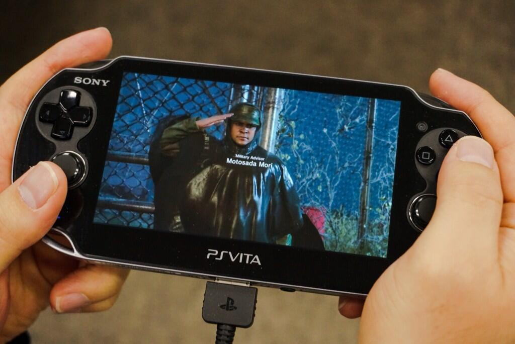 metal gear solid 5 ground zeroes ps4 remote play snapped. Black Bedroom Furniture Sets. Home Design Ideas