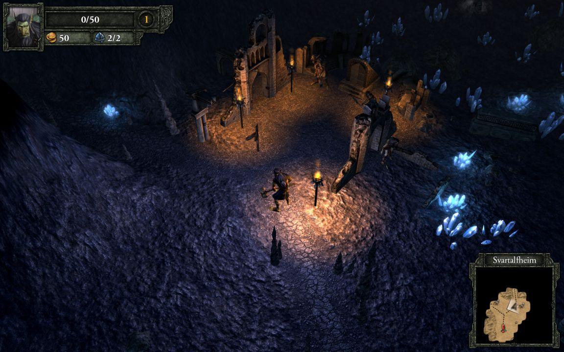 Paradox announces new Norse mythology RPG RuneMaster - VG247