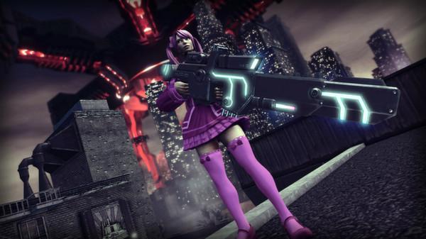 Saints Row 4 Anime Characters : Saints row anime costume pack hits steam is nuts vg
