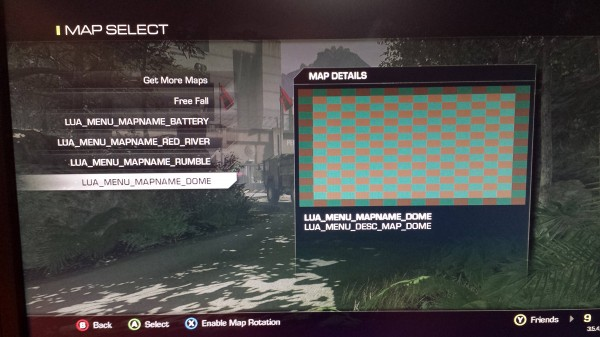 Call Of Duty Ghosts Future Dlc Map Names Leaked Dome May