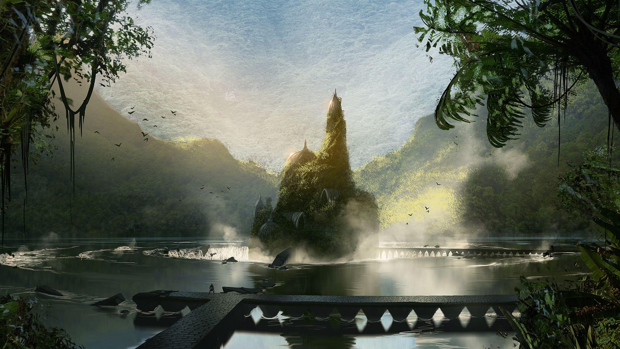 Dragon Age Inquisition Concept Art Shows Diverse