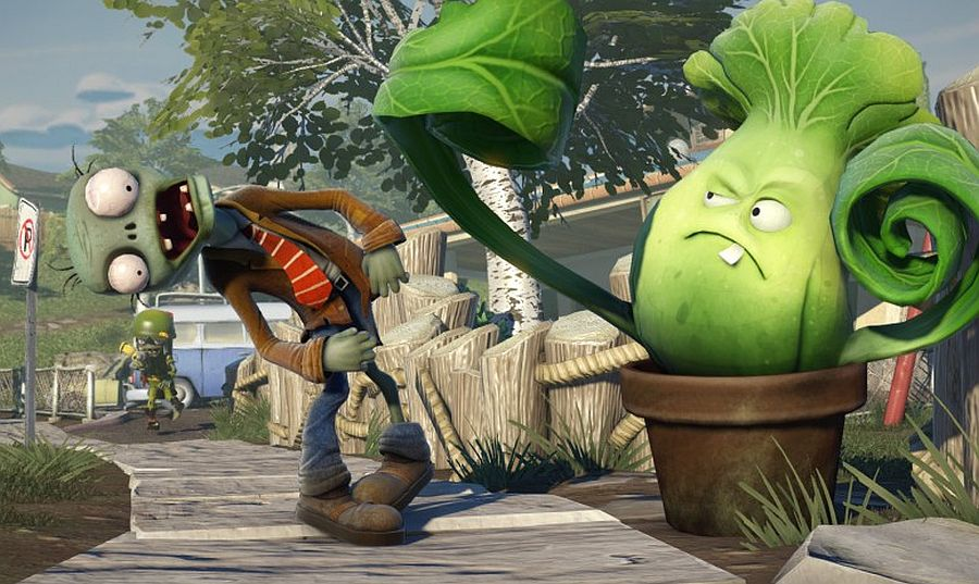 Plants vs zombies garden warfare 1 crack