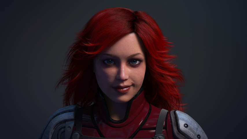 Amd Ruby Tech Demo Images Show Remarkable Detailing Vg247