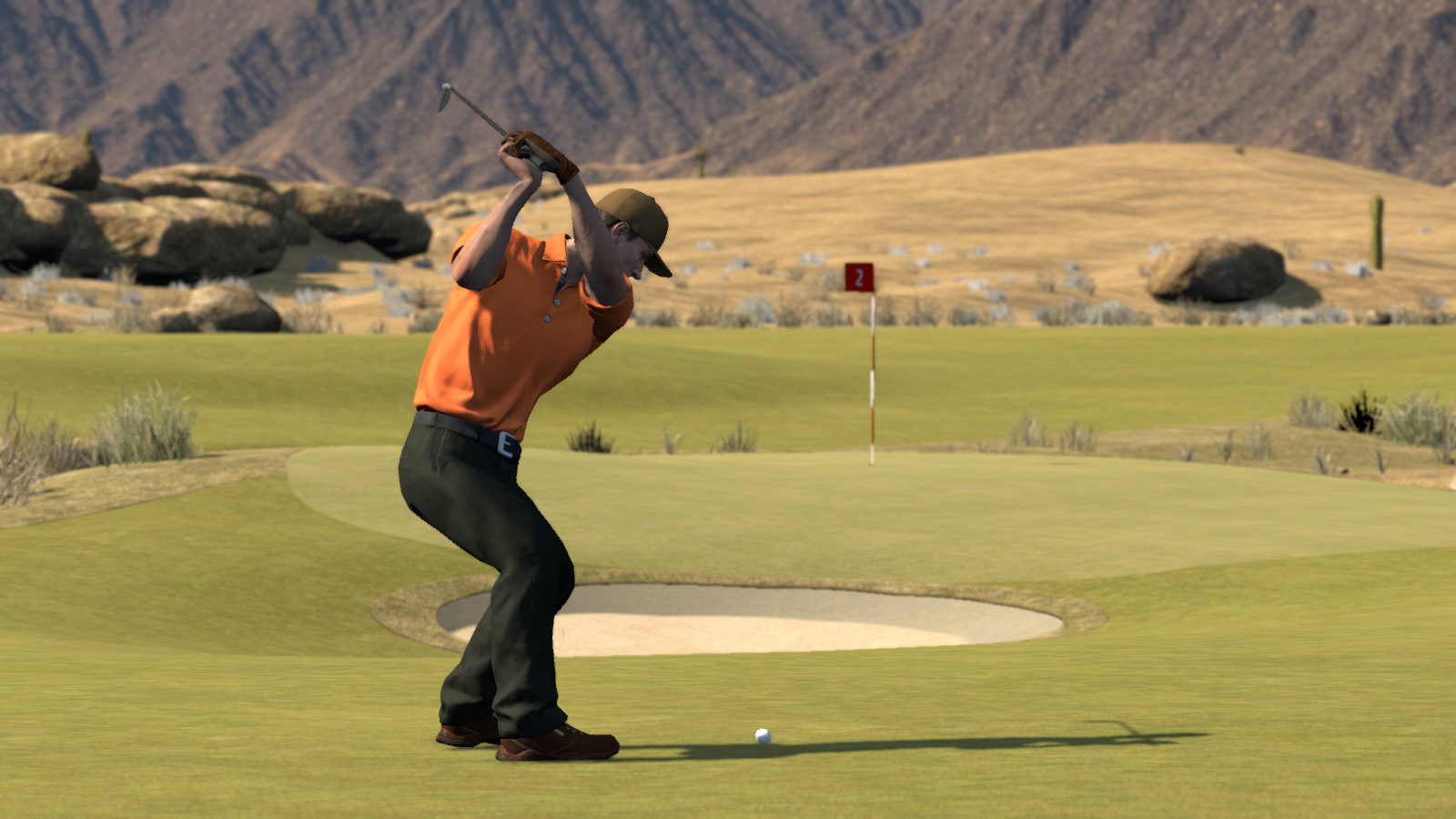 The Golf Club Coming To Pc Ps4 And Xbox One In Northern