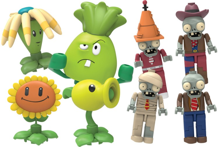 Titanfall Mario And Plants Vs Zombies K Nex Sets Revealed