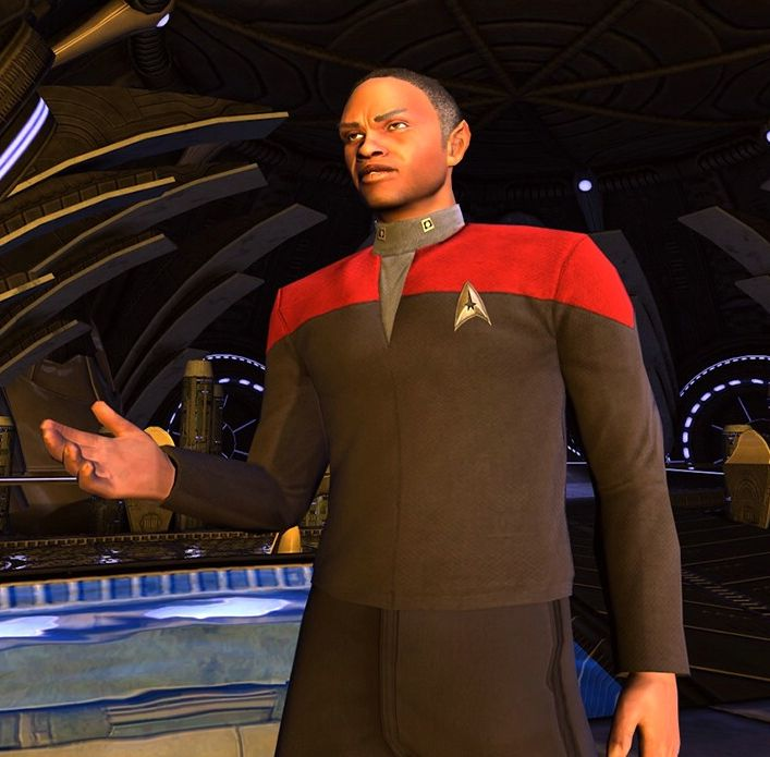 Star Trek Online Four Year Anniversary Celebration And A