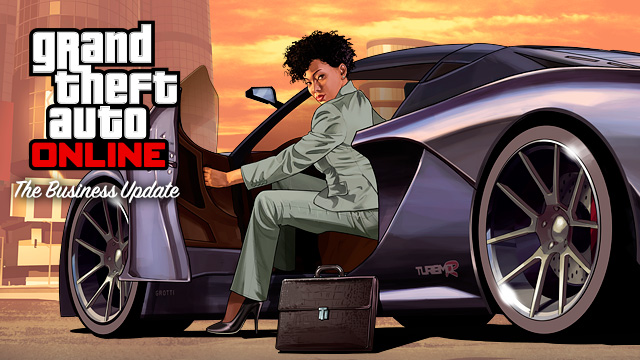 Corporate Car Online: GTA: Online Adds New Sports Cars, Jet, Weapons With