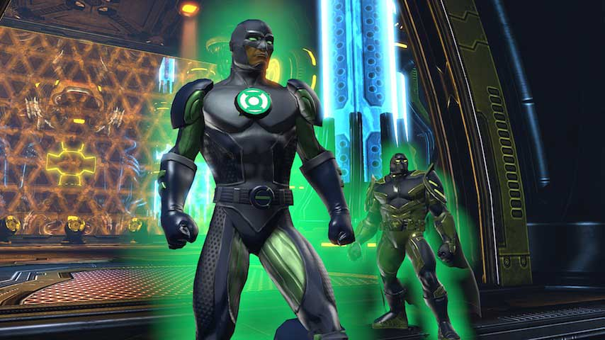 Dc Universe Onlne Update 34 Screens Show Continuing War Of