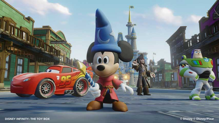 Disney Infinity Fantasia Music Evolved Unaffected By