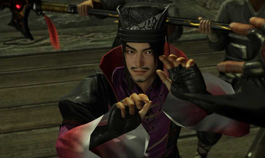 Dynasty Warriors 8 Xtreme Legends Adds Five New Officers
