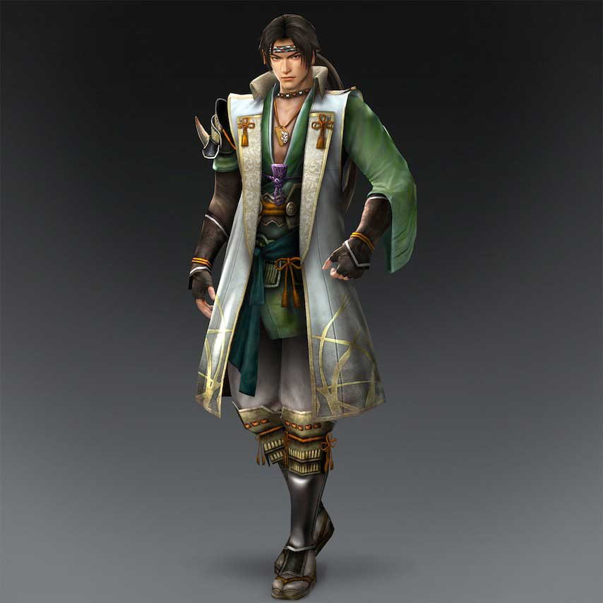 Dynasty Warriors 8: Xtreme Legends Adds Five New Officers