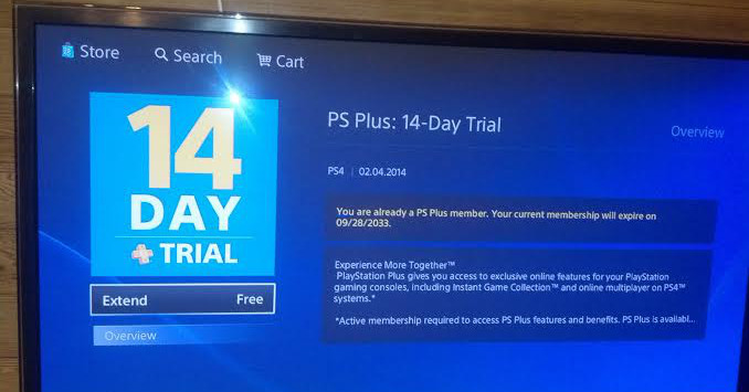 games services redeem playstation plus code without credit card information
