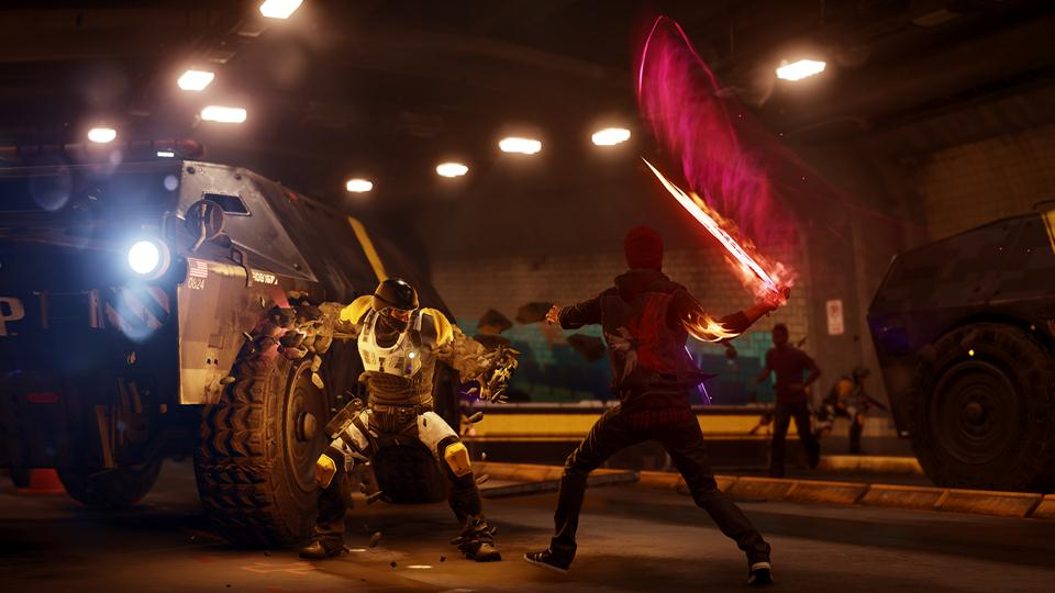 Gamer Guides - Melee Powers / Powers / inFAMOUS Second Son ...