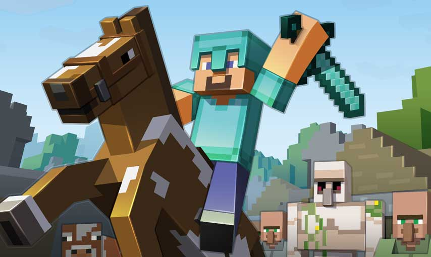 Minecraft Xbox 360 update 15 is live, patch note list ...