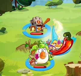 Angry Birds Epic trailer shows turn-based battles in ...