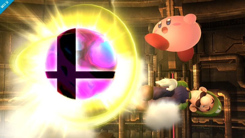 Off Road Design >> Super Smash Bros screenshot shows Smash Ball's design - VG247