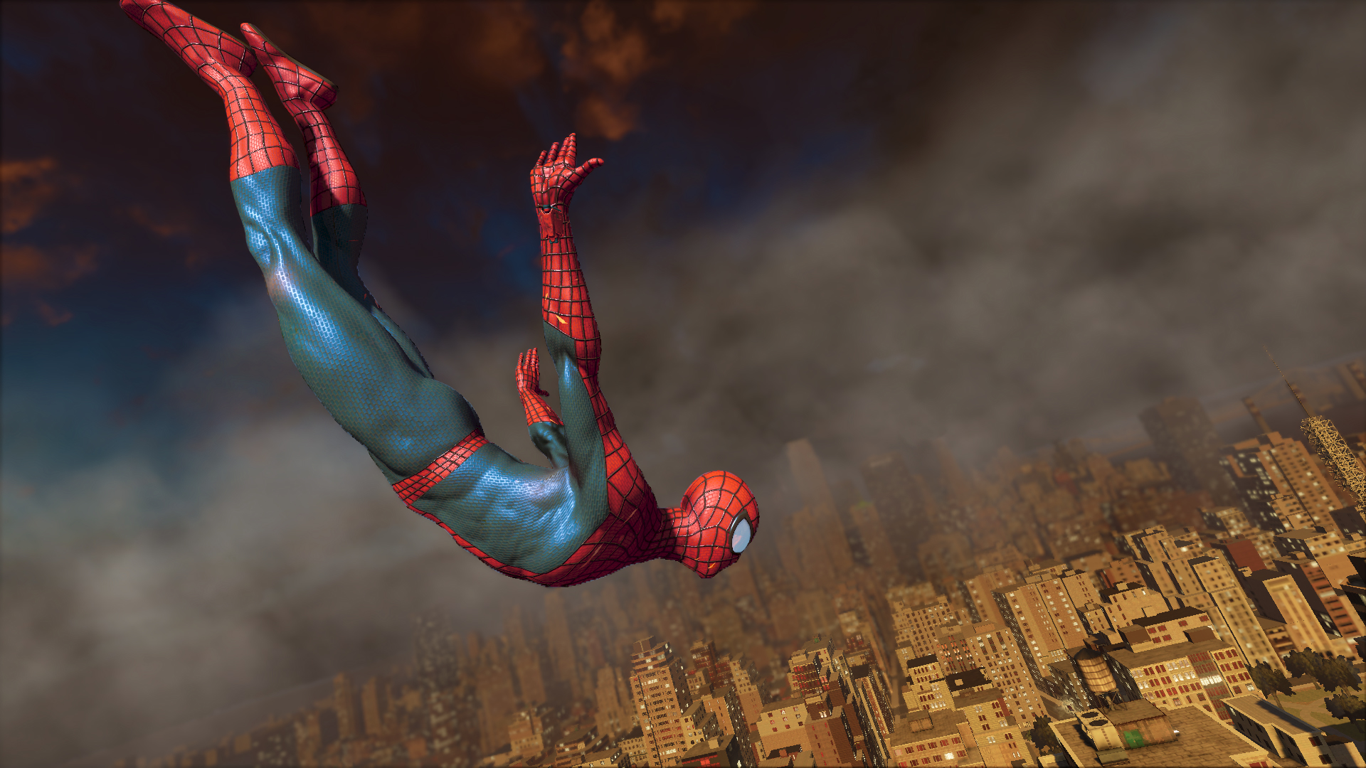 Amazing Spider-Man 2 footage shows web-swinging & combat ...