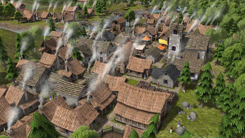 Banished a great single player city builder that brings for Building builder online