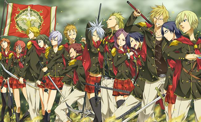 FINAL FANTASY TYPE-0 HD Game PS4 - PlayStation