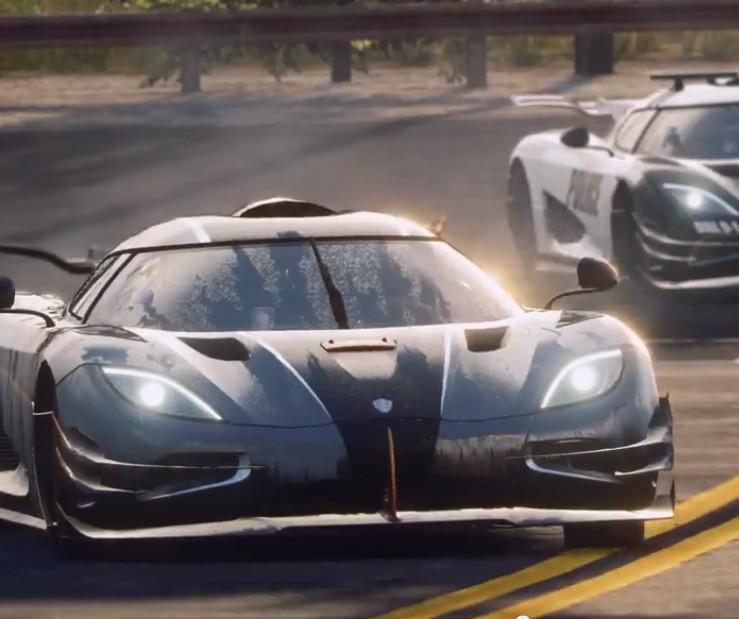Need For Speed: Rivals Gets Free Car DLC, Watch It In