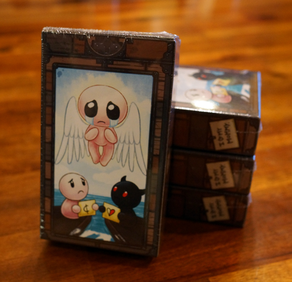 Binding Of Isaac Tarot Cards Are Back, 2nd Edition Will