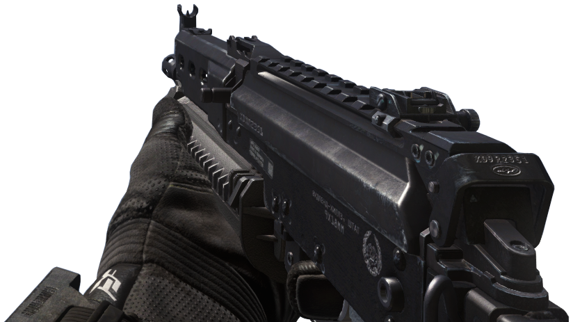 Call Of Duty Ghosts Bizon Smg To Be Patched Is