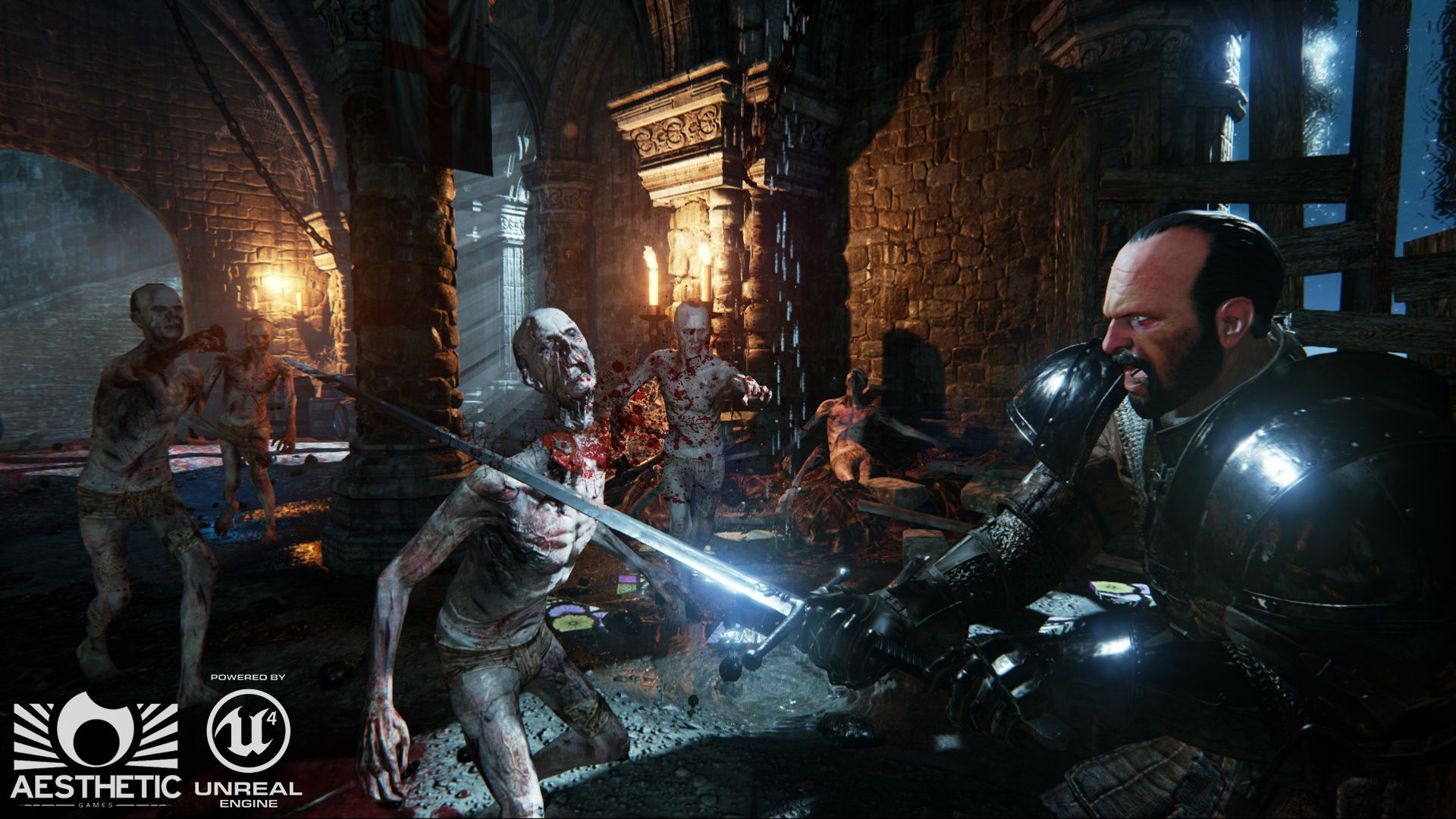 dead crusade is a medieval coop horror game powered by
