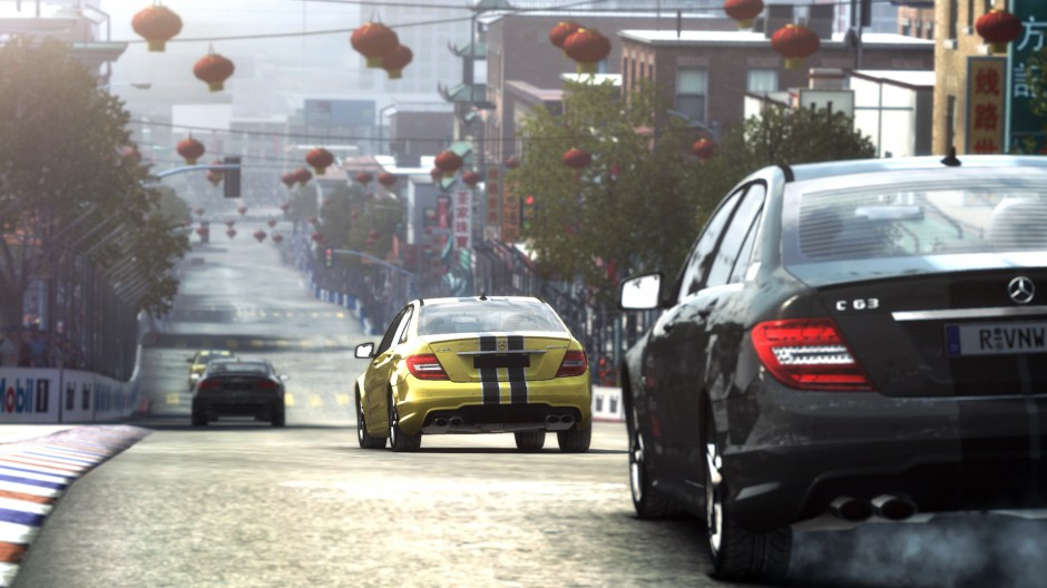 Grid Autosport Gets San Francisco Track Details Screens