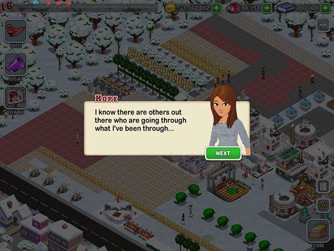 Prom High School Sim Story - a Life Romance Dating Game! screenshot ...