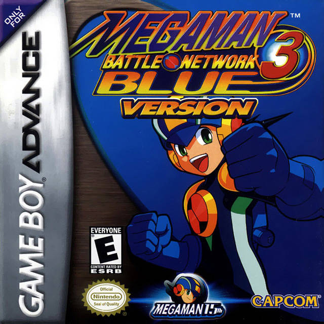 mega man battle network 3 is first capcom gba game to hit