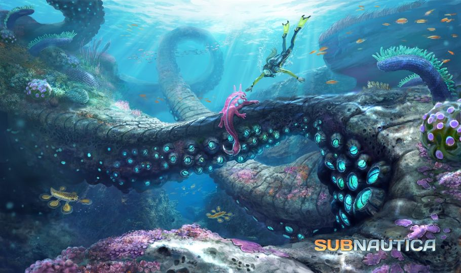 Nature Images 2mb: Subnautica Pre-alpha Shots Released By Natural Selection 2