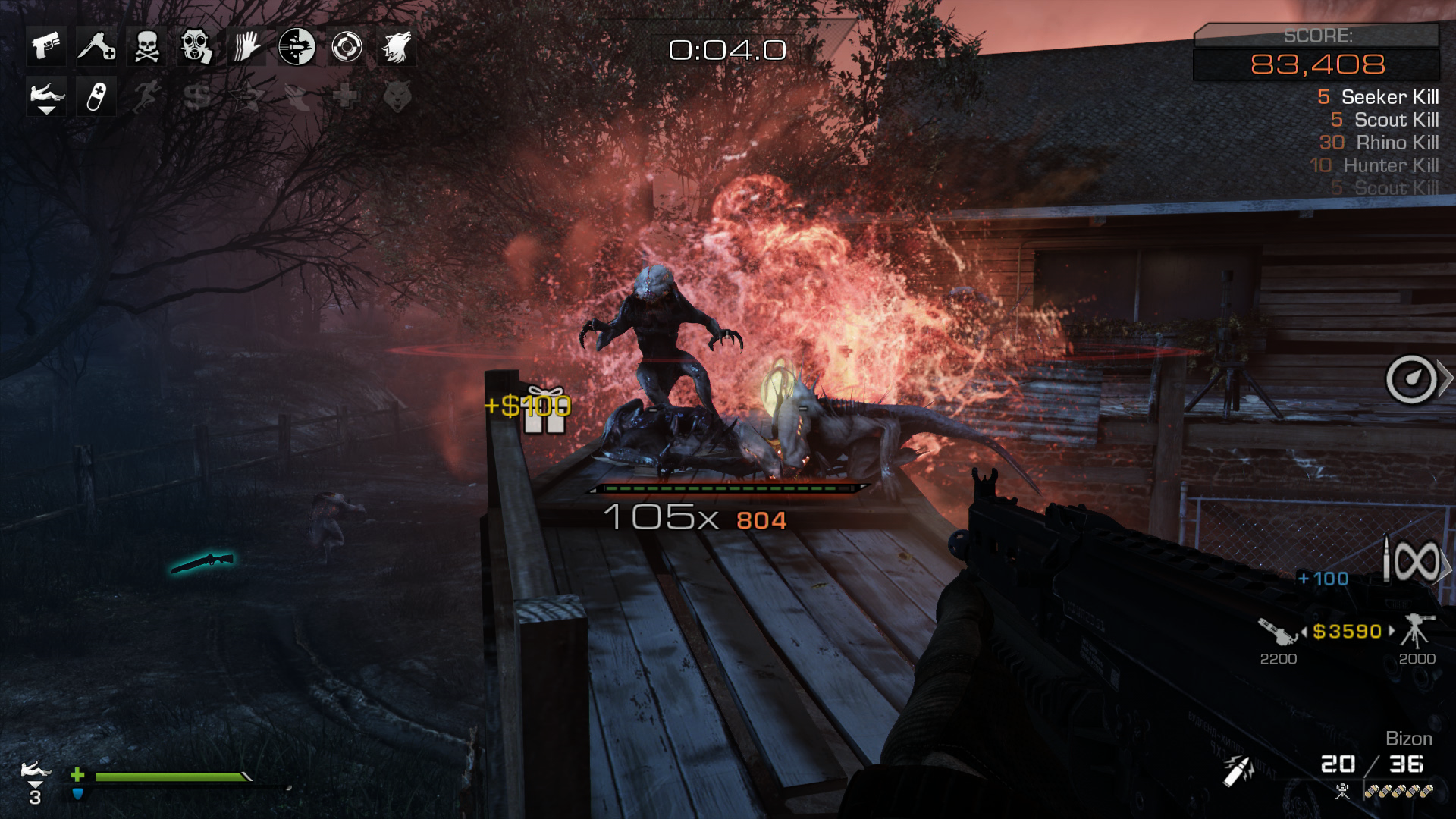 Call Of Duty Ghosts Chaos Mode Gameplay Detailed In New