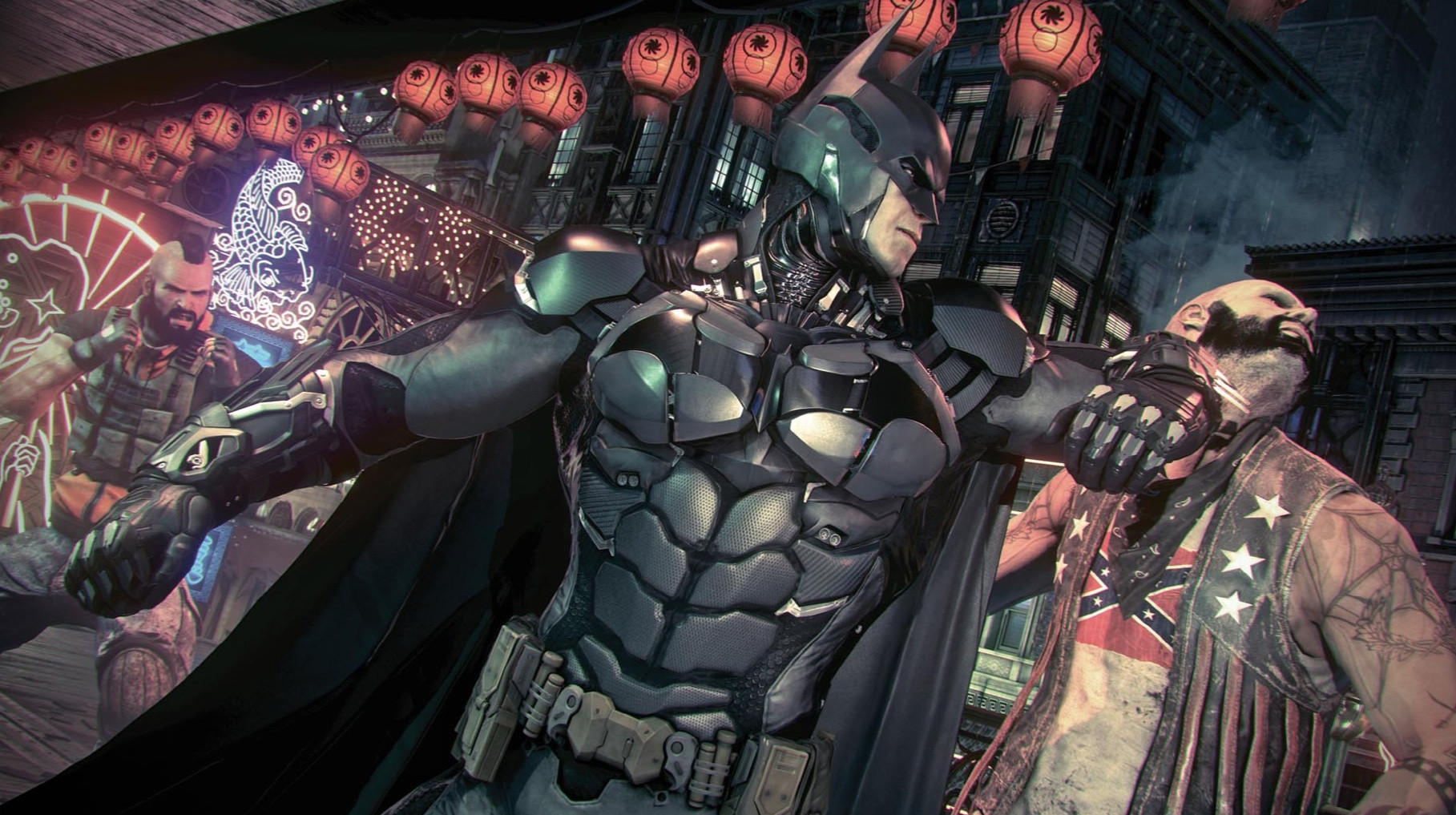Batman Arkham Knight 1 2014 Part