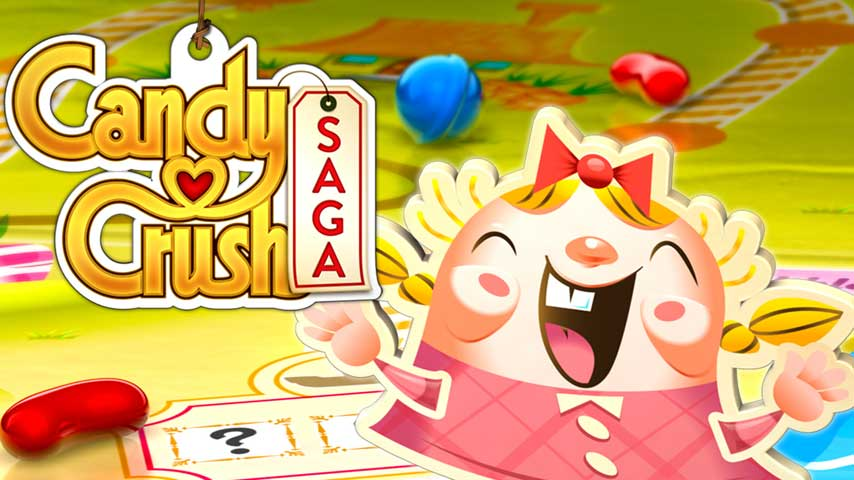 Candy Crush King Saga