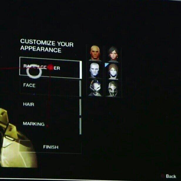 Destiny bungie character creation