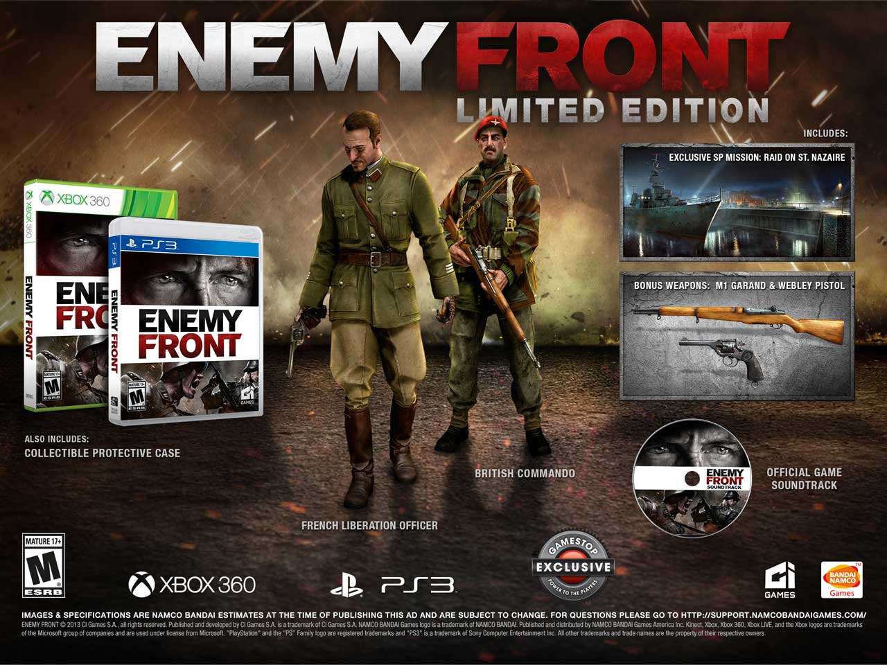 Enemy Front - GameSpot